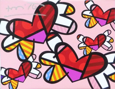 Art Gallery Roussard ROMERO BRITTO ARTWORK