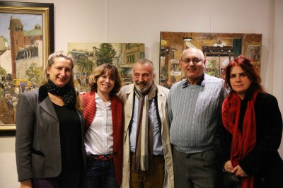 Art Gallery Roussard ROMERO BRITTO ARTWORK